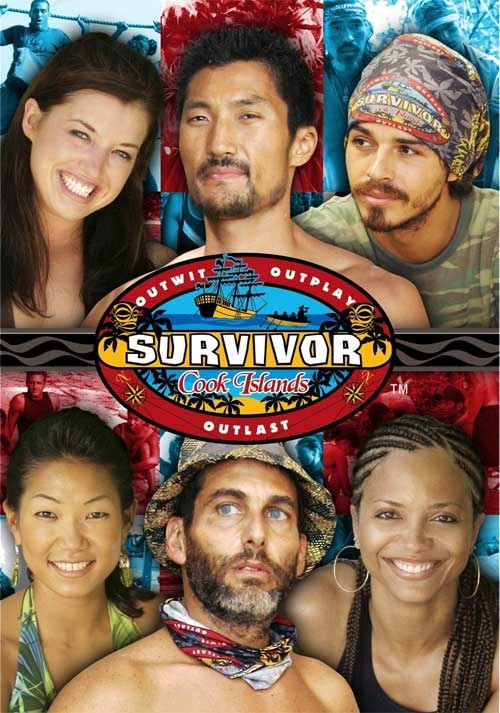 Survivor - Release Date for 'Season 13: Cook Islands' and 'Season 14: Fiji'