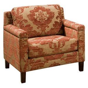 Nebraska Furniture Mart Bauhaus Traditional Arm Chair