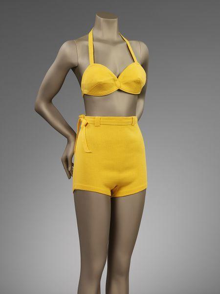 Bathing suit | Finnigans Ltd. | 1937-1939.