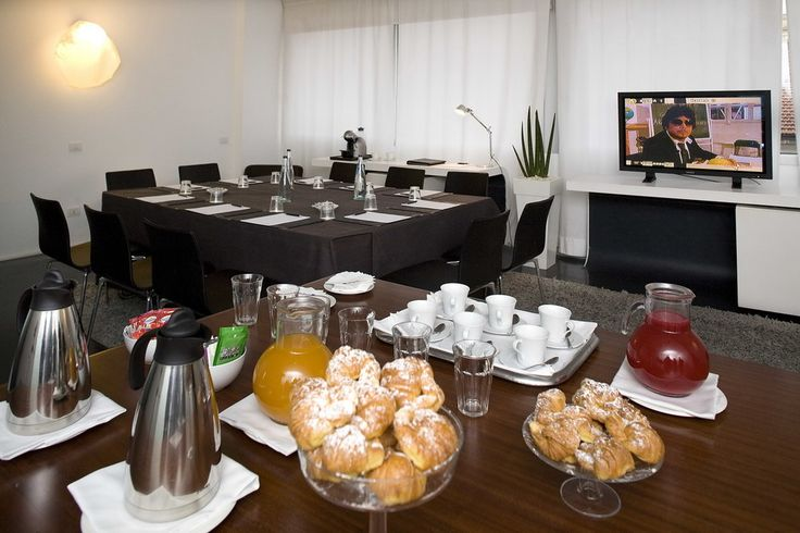 Meeting Room in Radisson Blu es. Hotel, Rome (Italy)