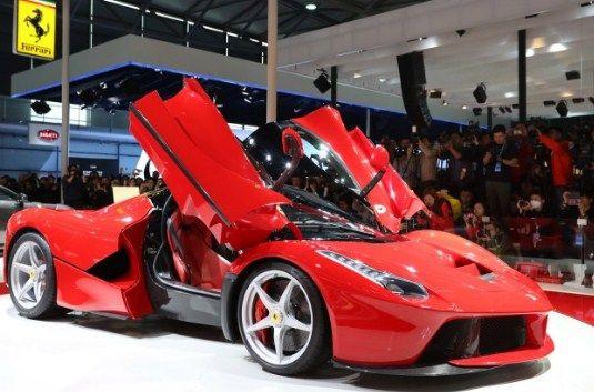 Ferrari Dino 2018 concept