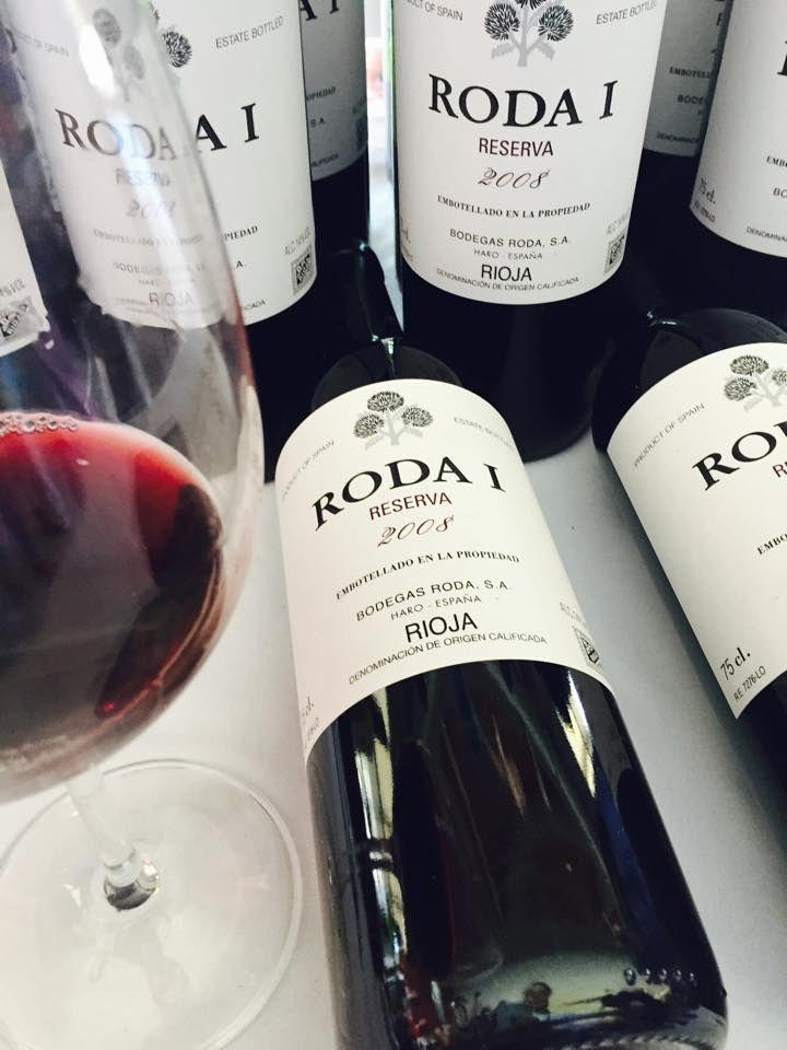 El Alma del Vino.: Bodegas Roda Roda I Reserva 2008.