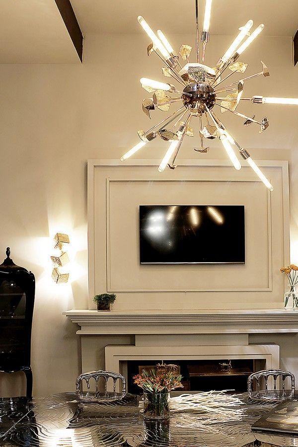 Erfreut Eleganter Einrichtungsstil Luxus Beverly Hills Ideen - Die ...