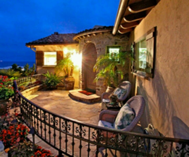 Mexican house/hotel balcony | Home Sweet Home | Adobe ...