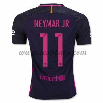 Barcelona Fotbalové Dresy 2016-17 Neymar Jr 11 Venkovní Dres