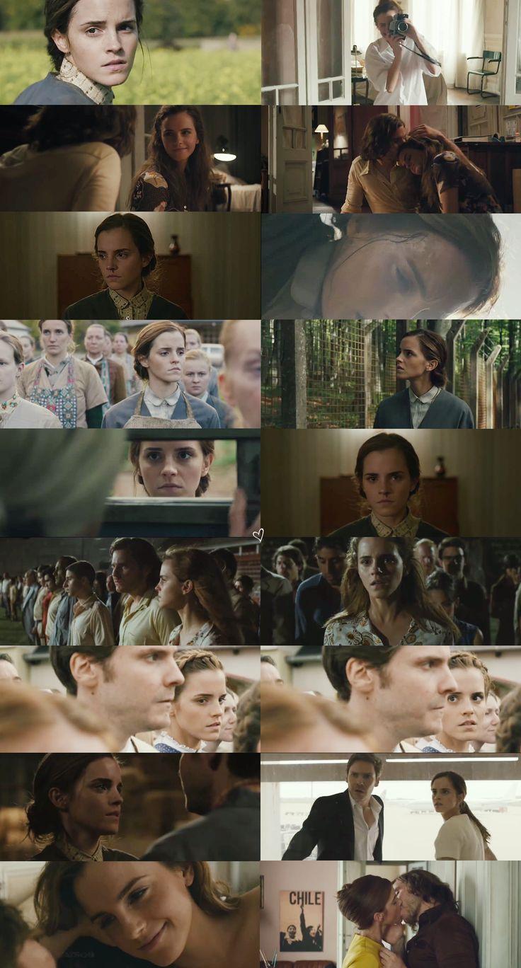 Emma Watson in Colonia - TRAILER: http://emmawatson.pl/pierwszy-oficjalny-trailer-colonia