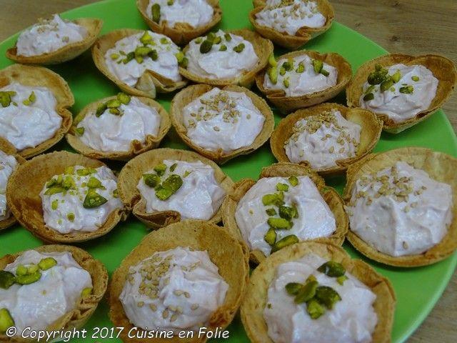Cuisine en folie: Mousse de Mortadelle et pistache