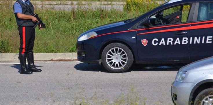 Mirabella Eclano, furti: carabinieri inseguono e bloccano due pregiudicati