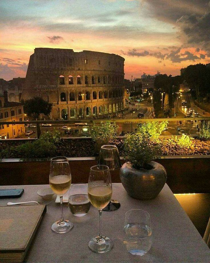 would like to sit here on next visit to Rome