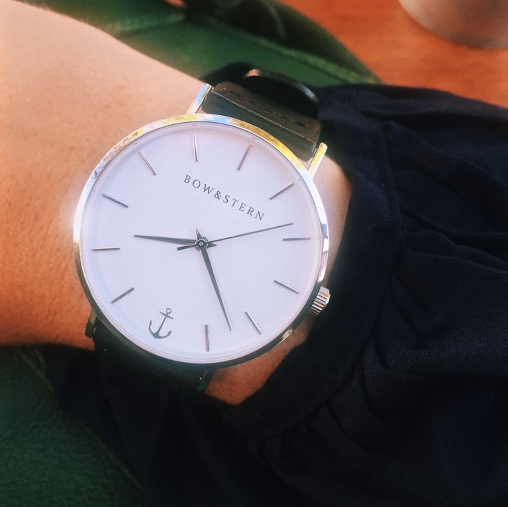 Introducing the Havana a major player in the Bow & Stern collection. Nautical inspired watches. @bowandsternofficial