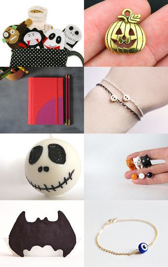 Halloween Party!!! by Ana Jerónimo on Etsy--Pinned+with+TreasuryPin.com