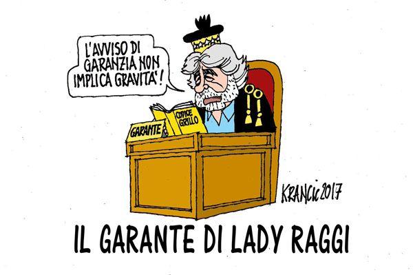"""E' in arrivo il """"Nuovo Codice di Procedura Penale"""" di #BeppeGrillo… #Raggi #Grillo"""