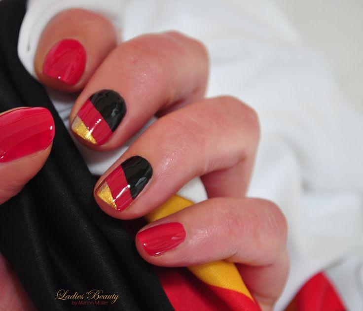 Ladies 'Beauty … macht dich hübsch huhu-landei.blogs … #Anny #Naildesign #Deutschland # ParfümerieDouglasDeutschland # WMNägel
