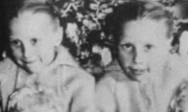 In 1957, two sisters Joanna and Jacqueline Pollock aged 11 and 6 respectively, were tragically killed in a car accident as they walked to their local church in Northumberland, England. Their parents were grief stricken, John their father prayed and hoped his daughters would come back, and it seems his prayers were answered. Just one year later twin girls Jennifer and Gillian were born. The Pollock's were surprised to find that Jennifer, the younger twin, had birth marks on