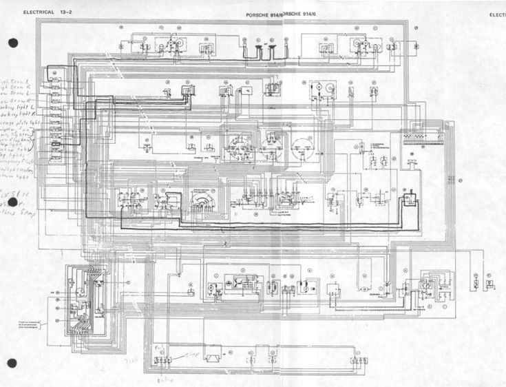 914World Com Looking For A 1970 914 6 Wiring Diagram Best