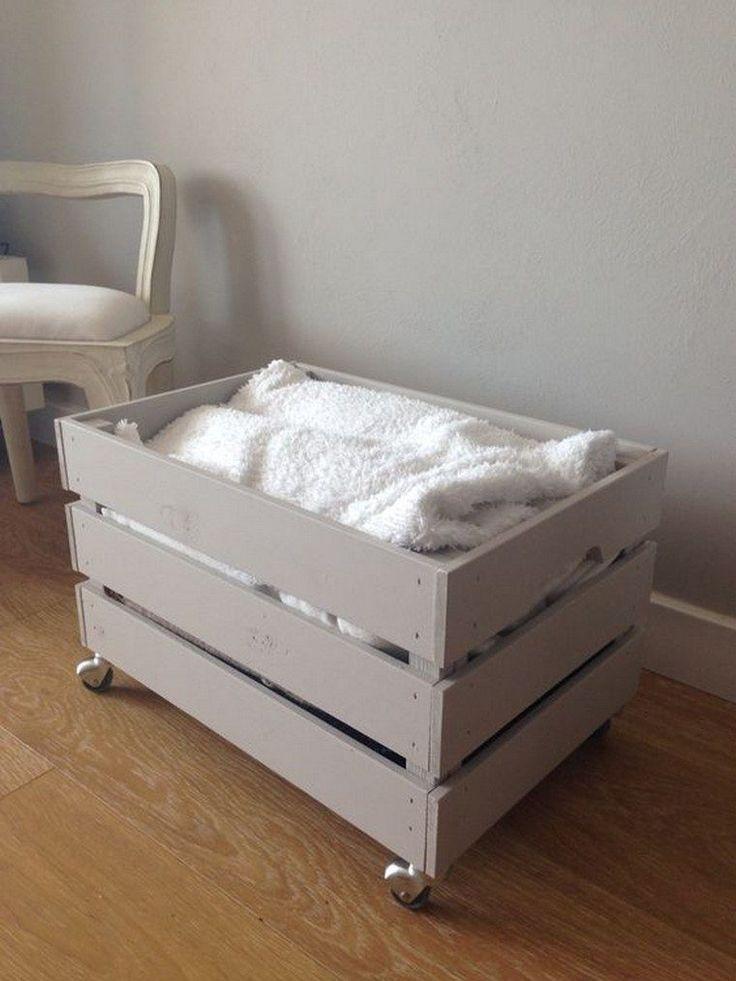 Boîte Knagglig IKEA ou cagette en bois : comment les transformer en jolis meubles en 2020 ...