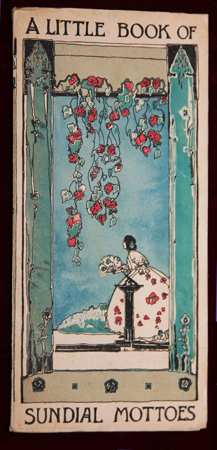 ≈ Beautiful Antique Books ≈ JESSIE M. KING illustrated Arts and Crafts / Art Nouveau / Glasgow