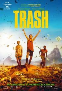 Trash: movie review #RomaFF9