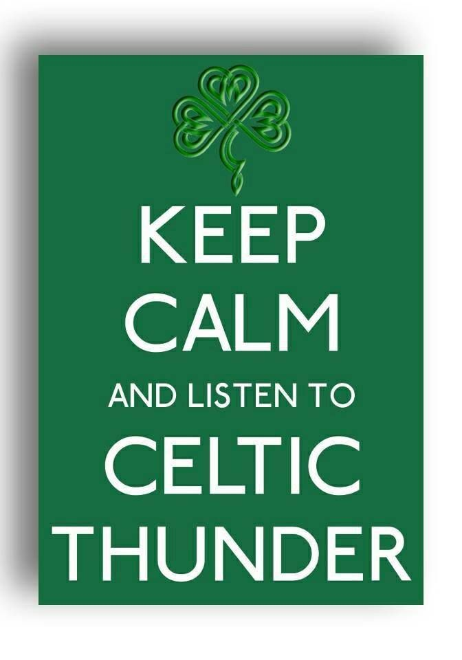 Celtic Thunder ... Yes !!! <3