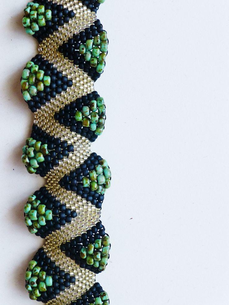 PoWoli/ a bracelet made by Sabina Bugaj.