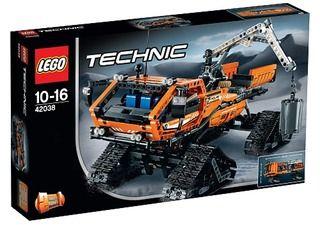 15% auf Lego bei Toys'r'us: Lego Technic 42038 Kettenfahrzeug für 51€