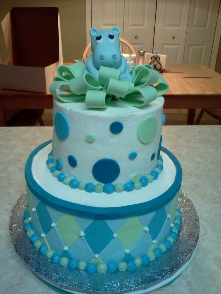 Hippo Cake - I want a hippo cake for my bday!
