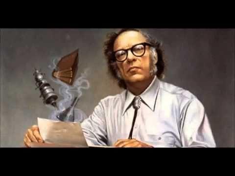 Isaac Asimov - Věčný člověk (Sci-Fi) (Mluvené slovo CZ) - YouTube