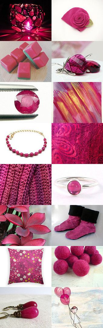 Ruby Pink by Cathy on Etsy--Pinned+with+TreasuryPin.com