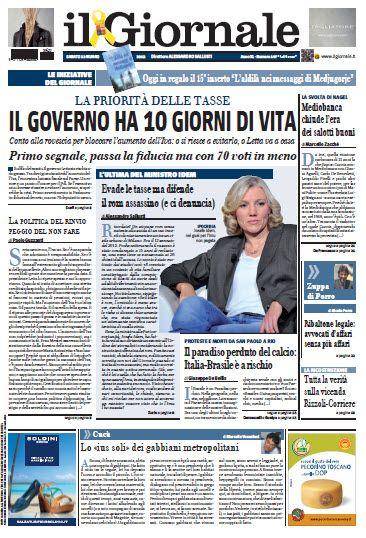 Il Giornale - 22.06.2013
