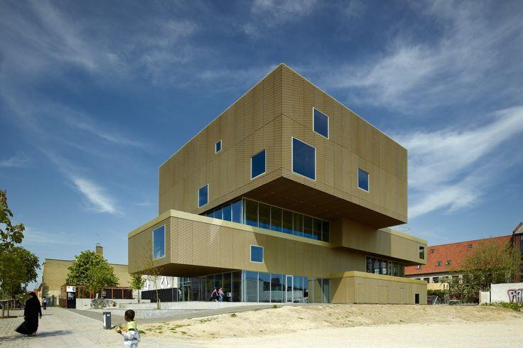 Kulturhus Nordvest - COBE