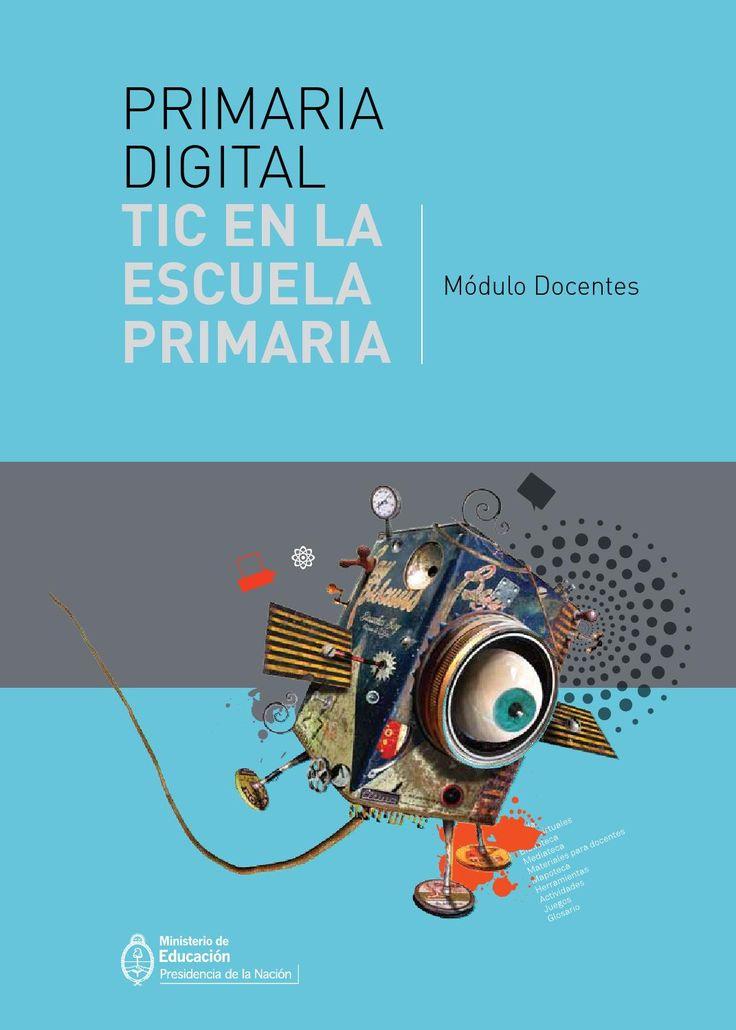 Primaria digital módulo docentes
