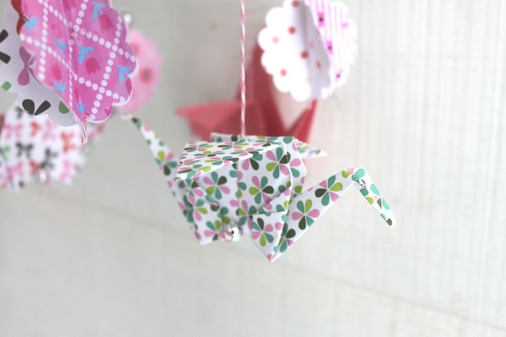 ... chambre bébé avec origamis on Pinterest  Bebe, Search and Sail away