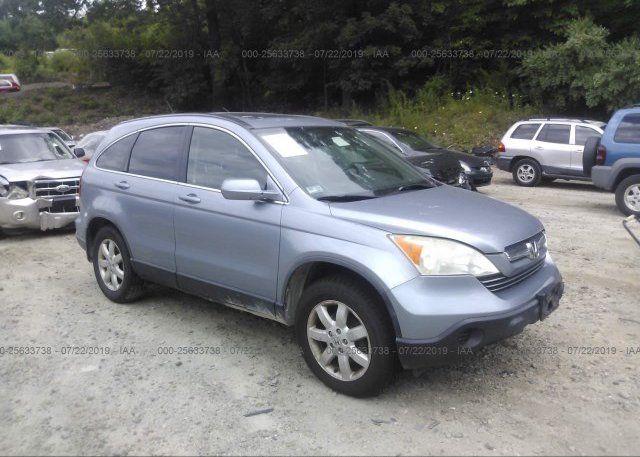 2008 Honda Cr V For Sale At Salvagebid Cars For Sale Honda Salvage Cars