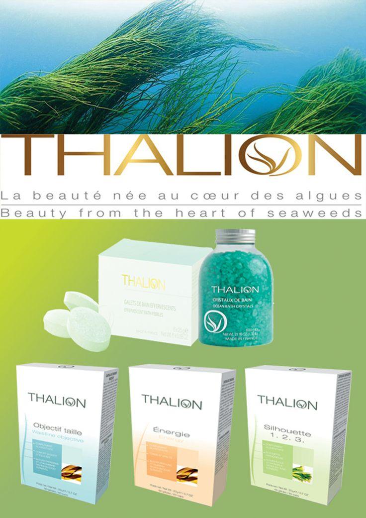 Thal'ion // Health & Beauty Kristály Szépségszalon http://www.kristalyszepseg.info/