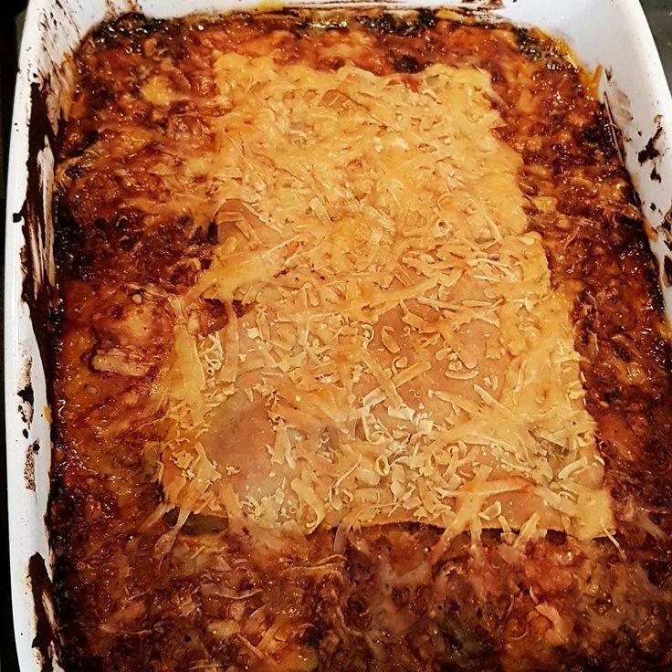 Toasty lasagne