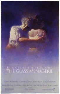 Cinema classics on DVD: The Glass Menagerie (1966, 1987, 1950) Gertrude Lawrence, Shirley Booth, Joanne Woodward, John Malkovich, Hal Holbrook, Jane Wyman, Karen Allen, Kirk Douglas