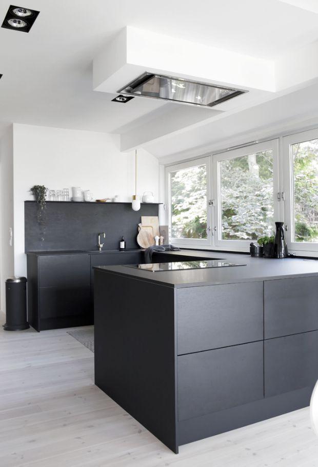 ... effecten db keukens # zwarte # keuken 1 db keukens zwarte keukens