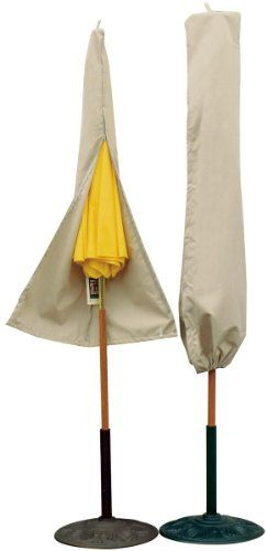 Treasure Garden Umbrella Cover for 9-Feet -11-Feet Market Umbrellas (Up to 72-Inch Long) - Click image twice for more info - See a larger selection of Patio Umbrella covers at http://zpatiofurniture.com/category/patio-furniture-categories/patio-furniture-covers/patio-umbrella-cover/ - home, patio, furniture, outdoor furniture, gift ideas , housewarming gift ideas ,garden « zPatioFurniture.com