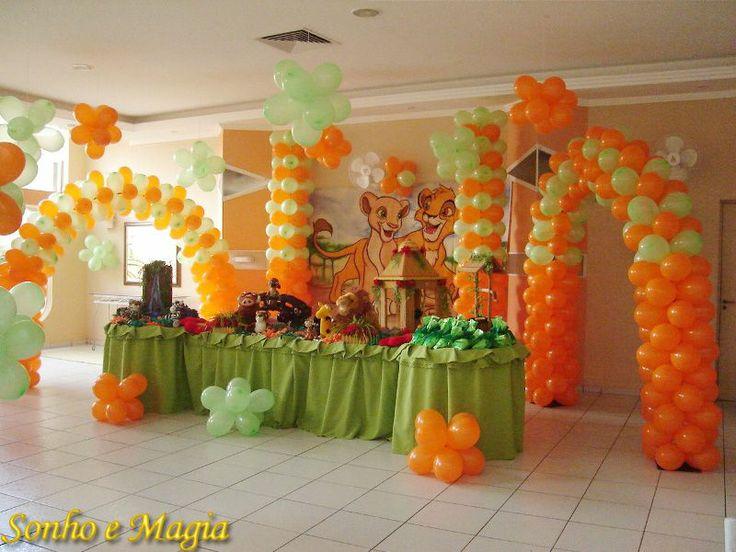 Lion King - Birthday