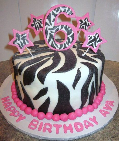 Image detail for -... Zebra Birthday Cakes For Kids Pictures at Delicious Cake Ideas