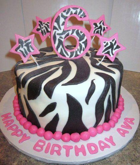 25+ Best Ideas About Zebra Birthday Cakes On Pinterest
