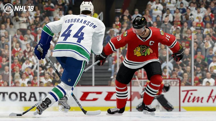 Check out the complete NHL 18 update 1.06 patch notes to see what all is new in the game's February 2018 update. It adds new features and rosters! Discuss on Twitter     VISIT THE SOURCE ARTICLE NHL 18 Update 1.06 Adds New Modes, Read the Patch...