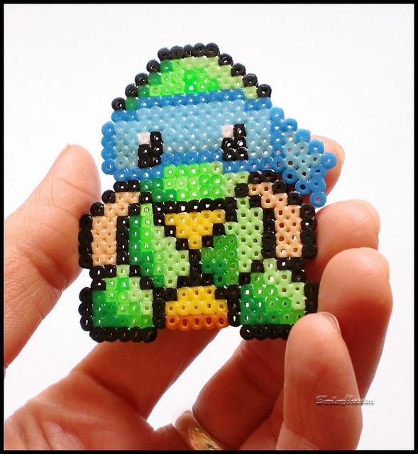 Tortugas Ninja (Leonardo) by TodoHama