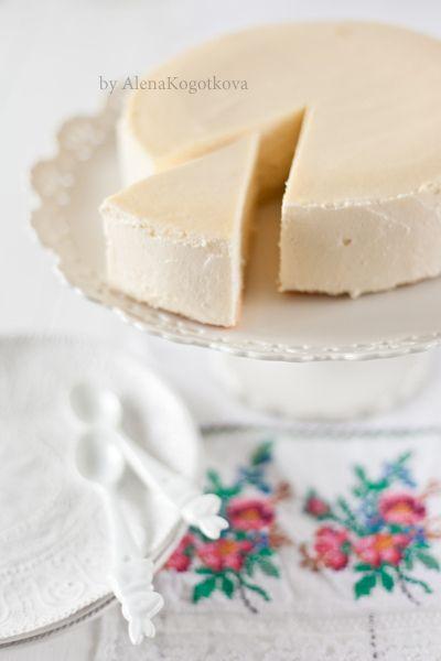 Original New York Cheesecake, via Flickr.  http://alenakogotkova.livejournal.com/61682.html