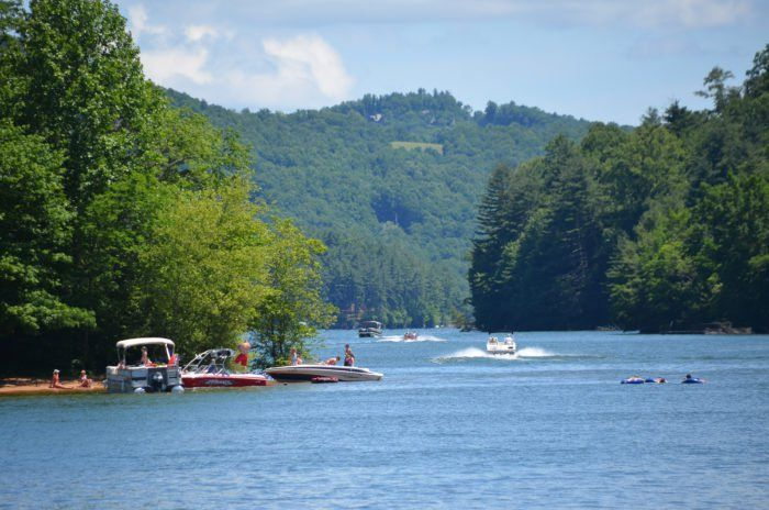 It's one of the best lakes in North Carolina, and its hiding in plain sight!
