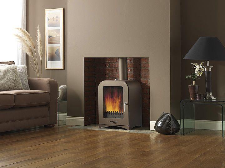 Vesta Stoves, made in Lancashire. Contemporary Wood Burners | Contemporary Wood Burning Stoves