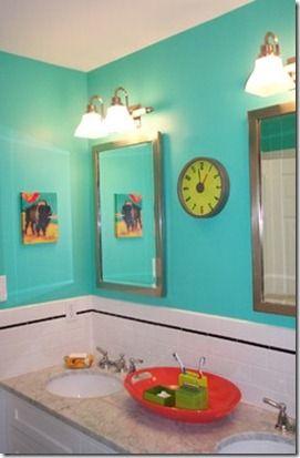 Paint Colors Southwestern Look | Turquoise Paint Colors
