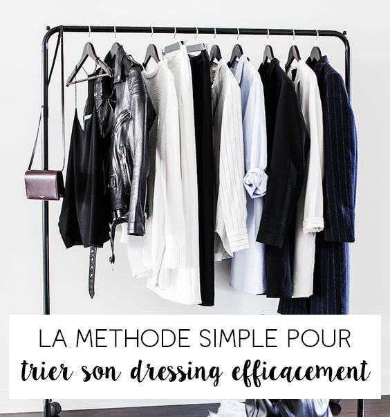 LA MÉTHODE POUR TRIER SON DRESSING EFFICACEMENT – Good Vibes Only