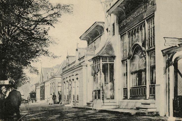 Buiksloot, koffiehuis-Noord-Holland.1901