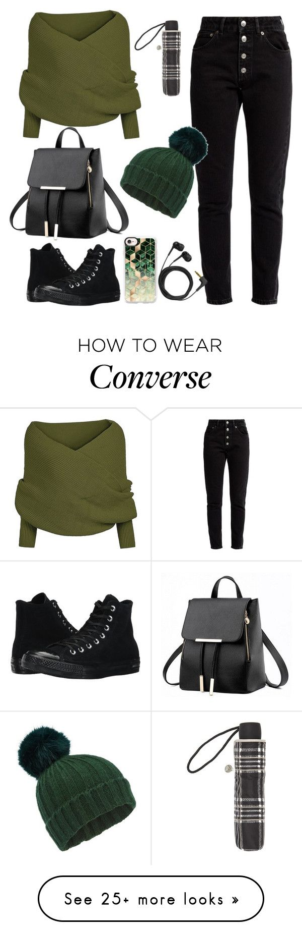 """""""University is coming"""" by evgeniia-1993 on Polyvore featuring John Lewis, Balenciaga, Converse, Casetify, Miss Selfridge and Sennheiser"""